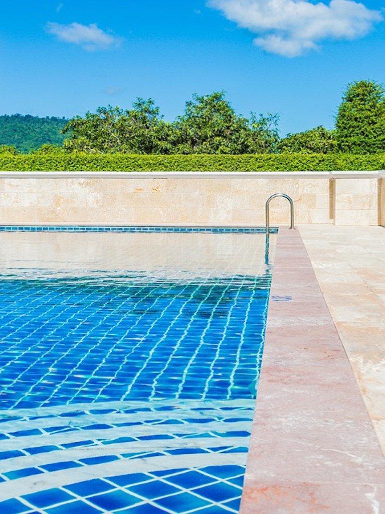 piscina casa vacanza stagnone, marsala