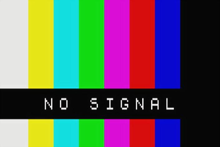 Αποτέλεσμα εικόνας για τηλεοραση χωρις σημα