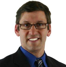 Headshot of Frederick Schroeder.