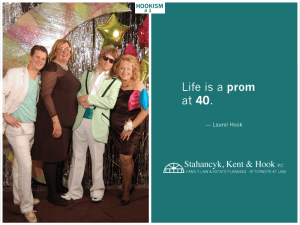 Hookism 1 - Photo of LPH's 40th birthday party an 80s prom.