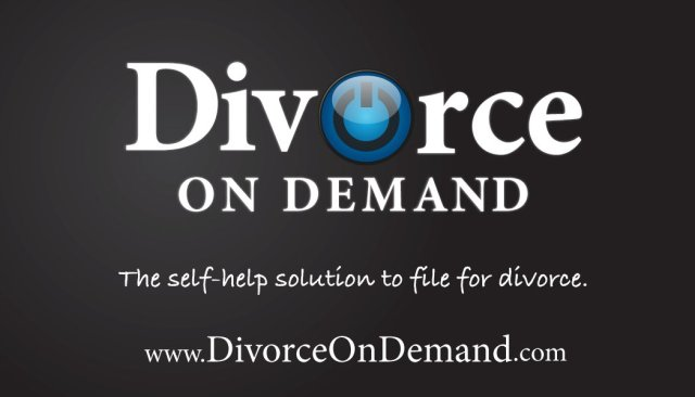 DIY divorce