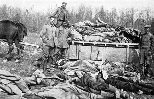 Gefallene des 1. Weltkriegs