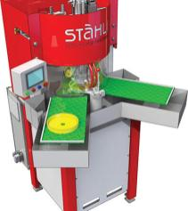 FH 602 Flat Honing/Fine Grinding Machine