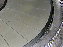 CBN Resinoid bonded wheel flat honing