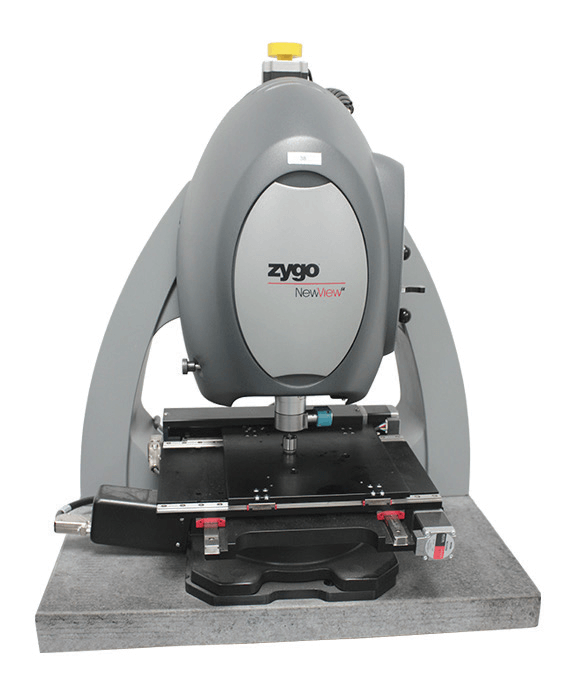 Zygo Optical flatness measurement reliable to the nanometer range accuracy