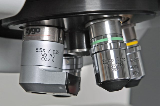 3D measurement view of workpiece finish part