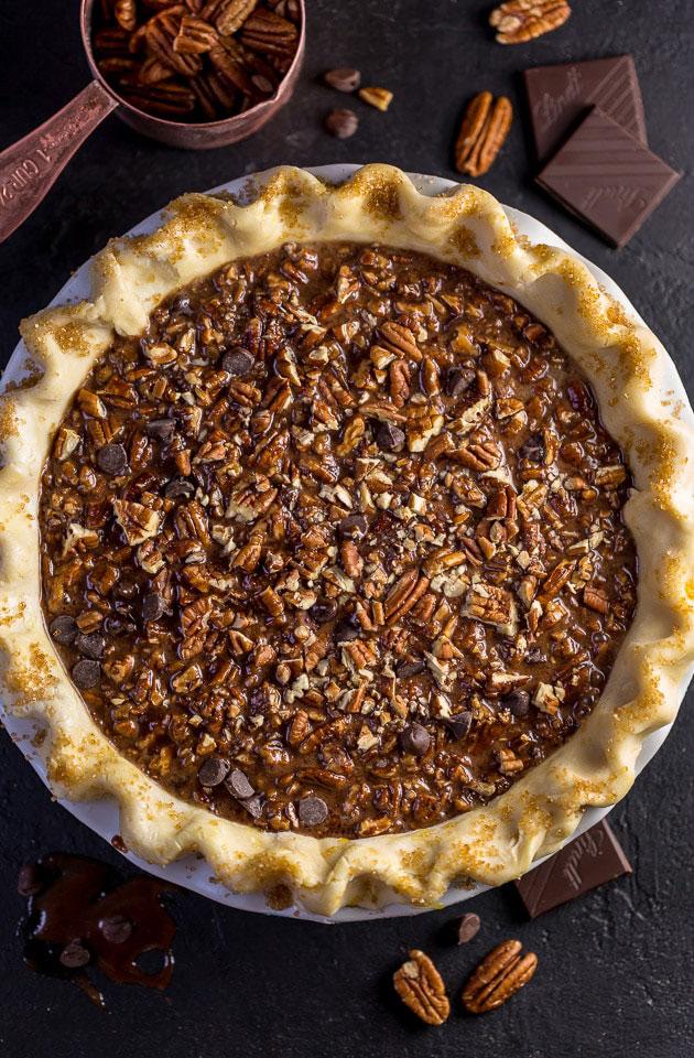 Stahmanns Pecan Pie