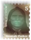 Peyotist Stamp