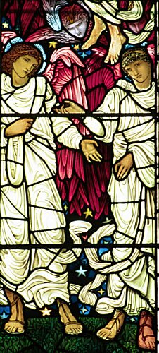 Stained Glass Photography - William Morris