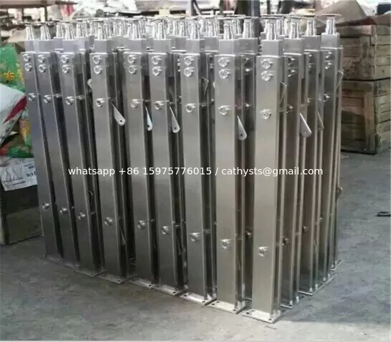 Modern Designs Metal Steel Pipe Stair Stainless Steel Handrail   Stainless Steel Stair Railing   Price   Wall   Outdoor   Vertical   Golden