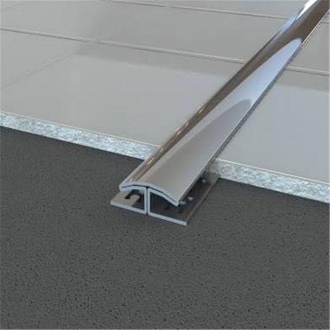 stainless steel metal floor strip trim