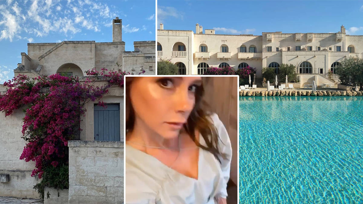 Inside the Borgo Egnazia resort in Puglia – where the Beckhams are on holiday