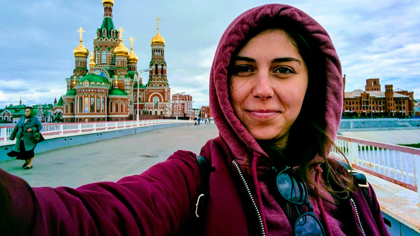 'Russians are very trustworthy colleagues and friends' – a young expat from Italy