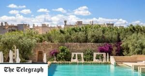 Best spa hotels in Puglia