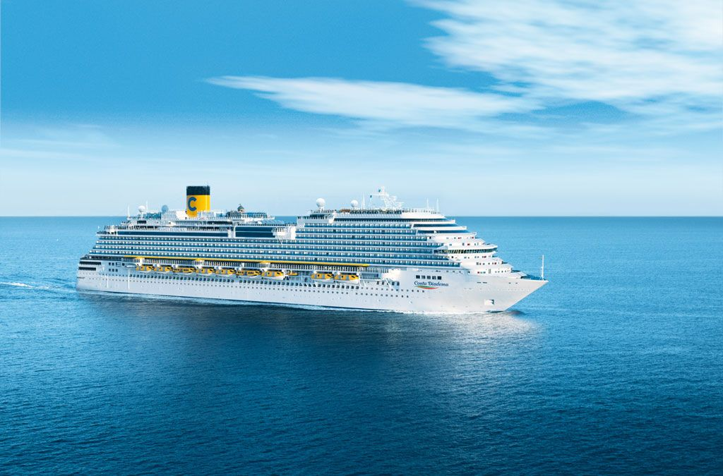 Costa Cruises Resumes Cruises in September in Italy for Italian Travelers