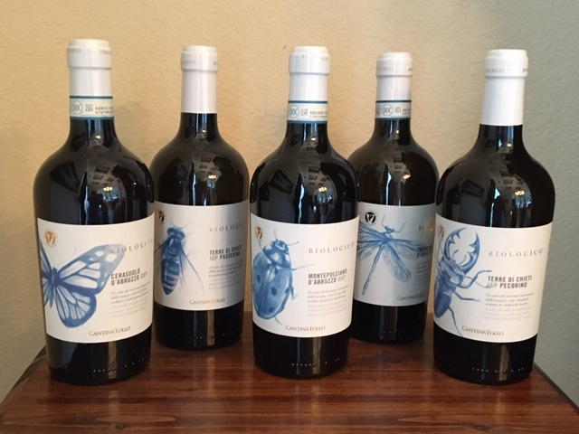 Cantina Tollo – Organic and Vegan Wines from Abruzzo