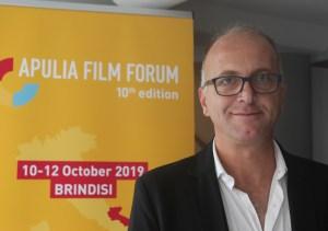 Alberto La Monica • Director, Apulia Film Forum