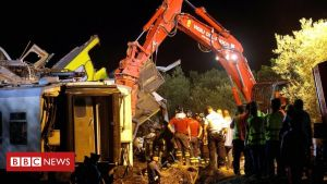 Italy Apulia train crash probe focuses on alert system
