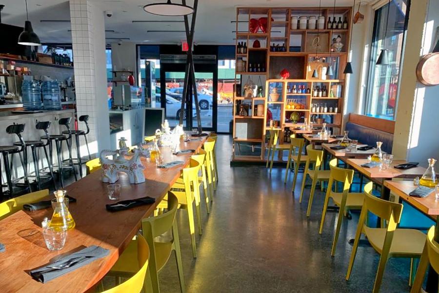 New Gowanus Italian spot Pulia Ristorante opens its doors