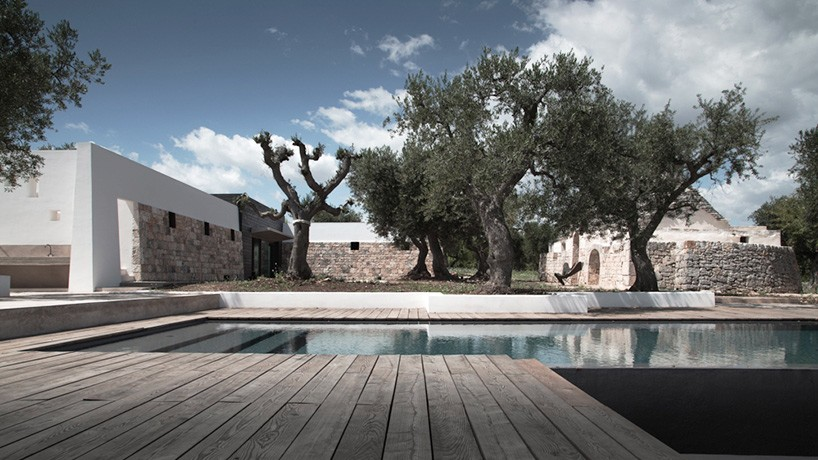 luca zanaroli architects JMG house celebrates the vernacular in apulia