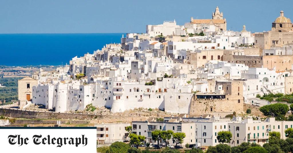 36 hours in…Puglia