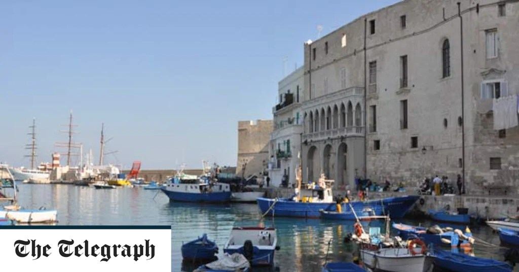 Puglia, Italy: all you can eat – Telegraph.co.uk
