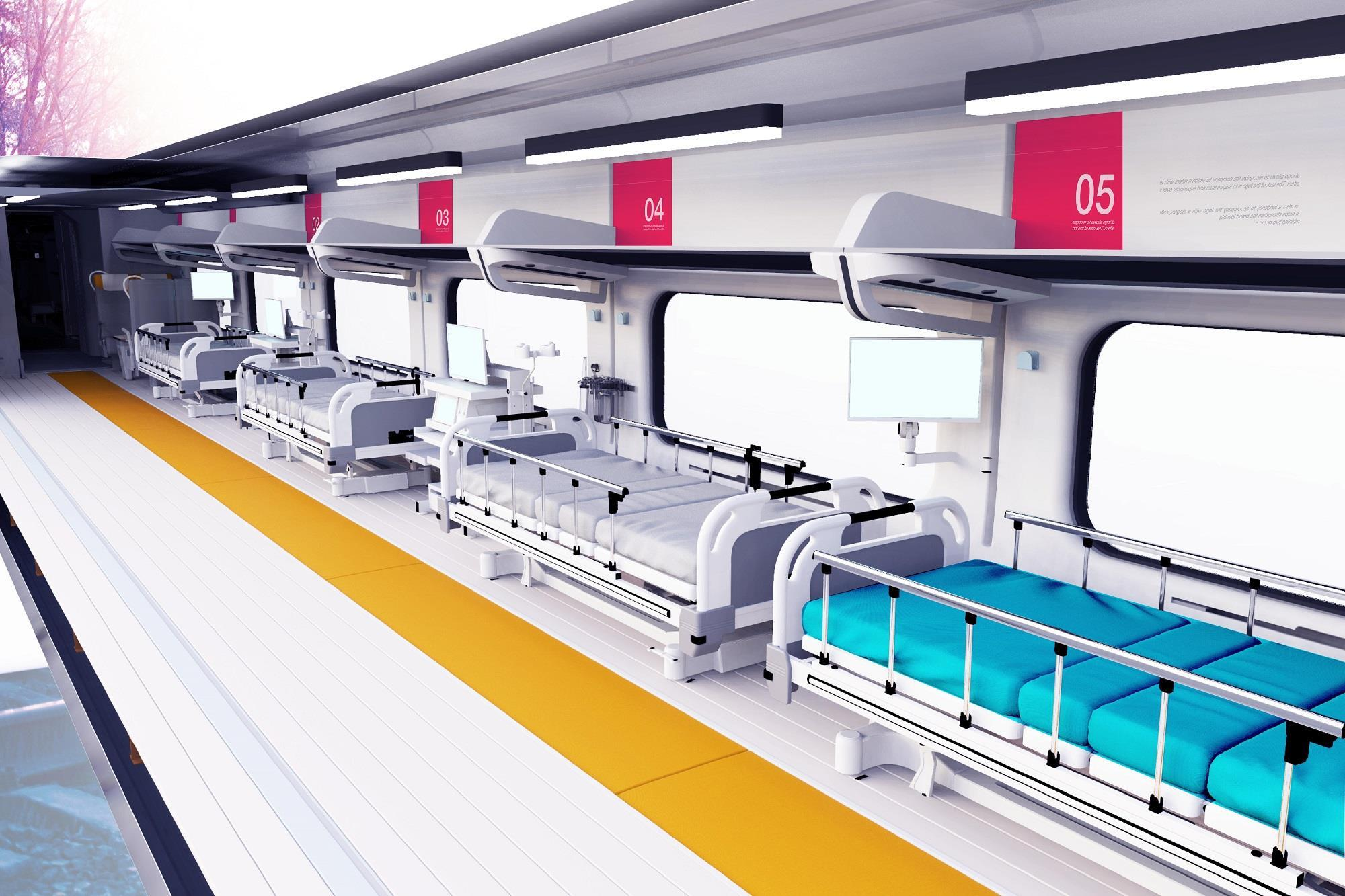 Space agency backs hospital train demonstrator | News