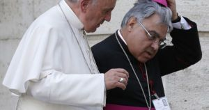 Francis quickly fills post left vacant by fired Vatican cardinal