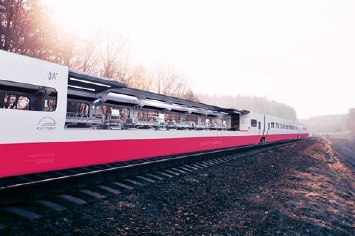 The ICUTRAIN hospital train proof-of-concept demonstrator is to be developed and tested under a project backed by the European Space Agency.