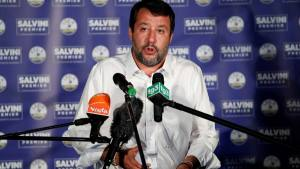 Matteo Salvini fails to seize Tuscany in Italian regional vote