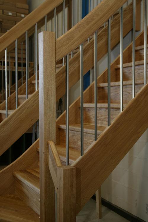 Oak Staircases New European Style Handrail