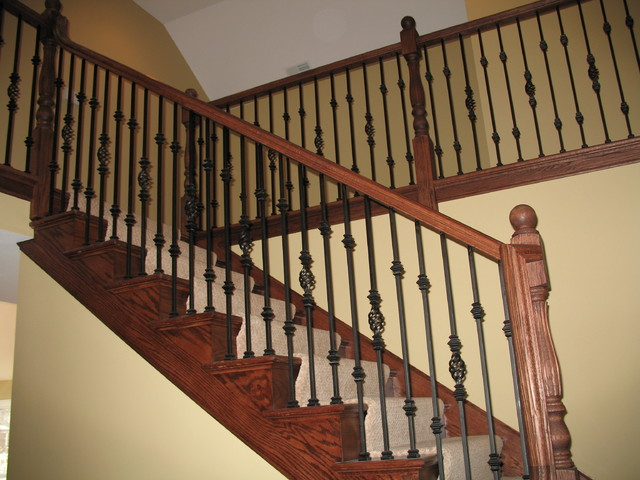 Versatile Series Wrought Iron Balusters