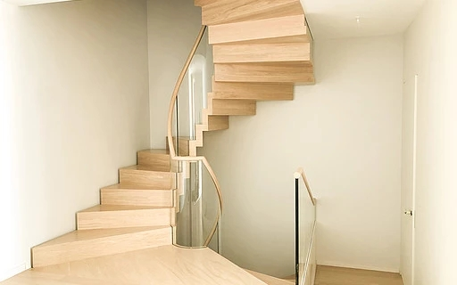 Modern Stairs Huge Collection Of Modern Staircases And | Best Stair Design For Small House | Under Stairs | Handrail | Space Saving Staircase | Spiral Stair | Stair Case