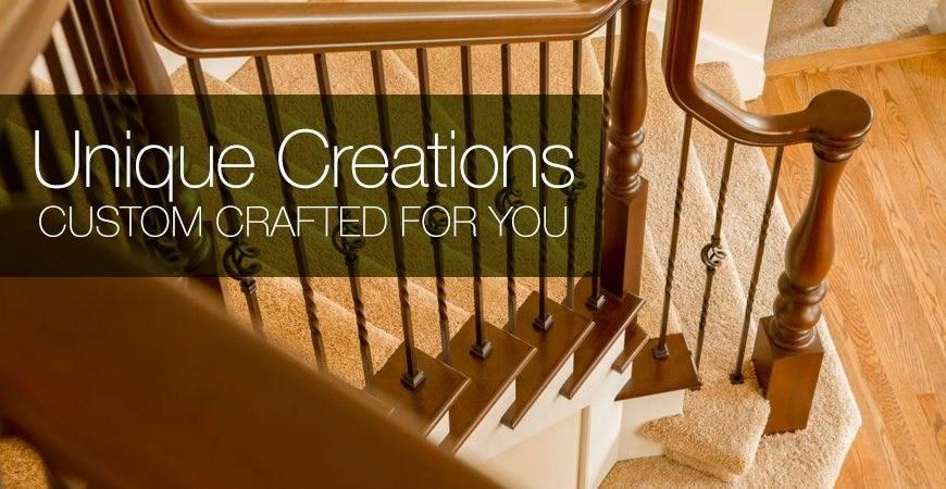 Stair Parts Handrails Stair Railing Balusters Treads Newels | Stair Rails For Sale | Interior | Steel | Iron Rail | Minimalist | Modern