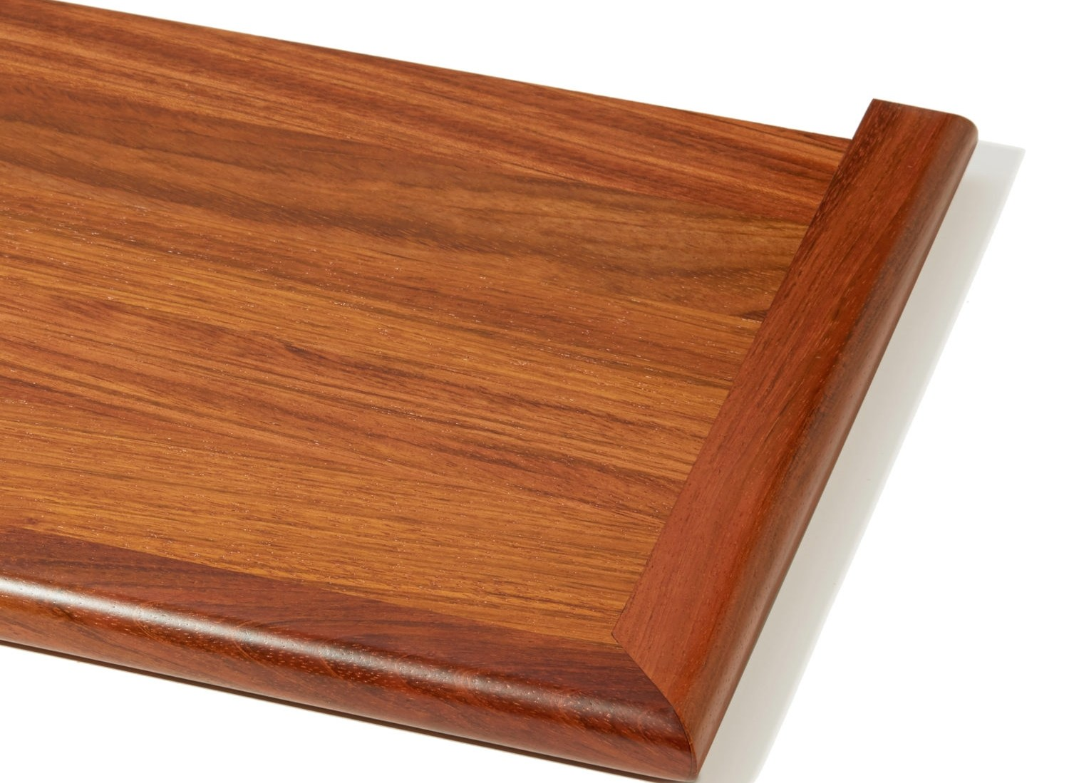 8070 Stair Treads Stairsupplies™ | Solid Wood Stair Treads | Stairway | Commercial | Standard Length 48 | Domestic Timber Stair | Stainless Steel Anti Slip Stair