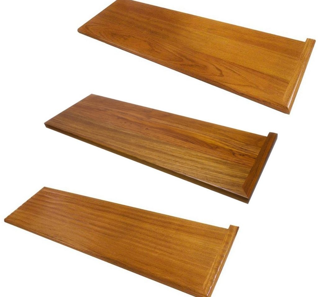 Get Woodworking Ideas   Wood Stair Treads And Risers