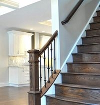 Wall Mounted Handrail Checklist 5 Things To Keep In Mind | Wall Mounted Handrails Wood | Stair Handrail Bracket | Capozzoli Stairworks | Stair Parts | Wood Staircase Handrail | Wrought Iron