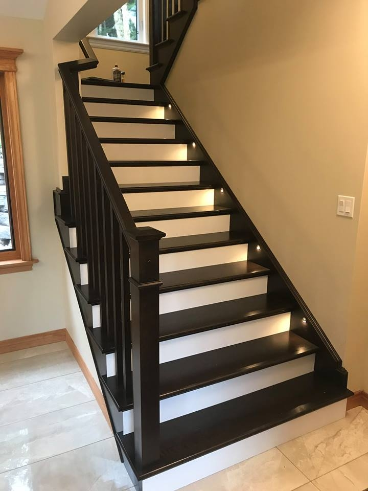 Stair Treads Risers — Stair Treads Usa | Unfinished Hickory Stair Treads | Hardwood Lumber | Stair Nosing | Stainable | Flooring | Prefinished