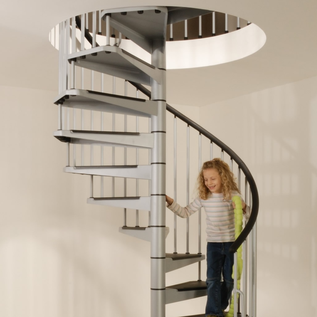 Spiral Stairs Spiral Staircases For Sale The Stairway Shop | Iron Shop Spiral Stairs | Attic Loft | Victorian | Loft Staircase | Elk Grove | Staircase Kits