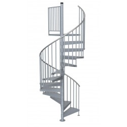 84 Diameter Spiral Metal Staircases Spiral Staircase For Sale   Metal Staircase For Sale   Prefab   Outdoor   Contemporary   Tangga   Steel Structure