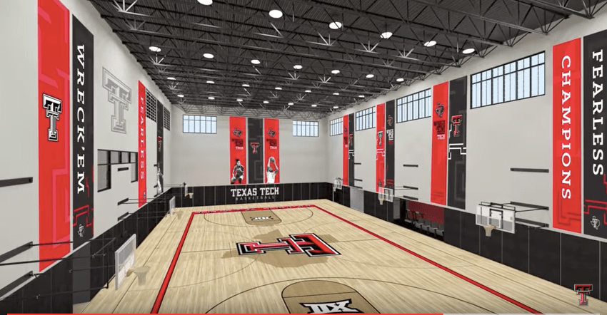Texas Tech Announces 10 Million Gift For The Dustin R