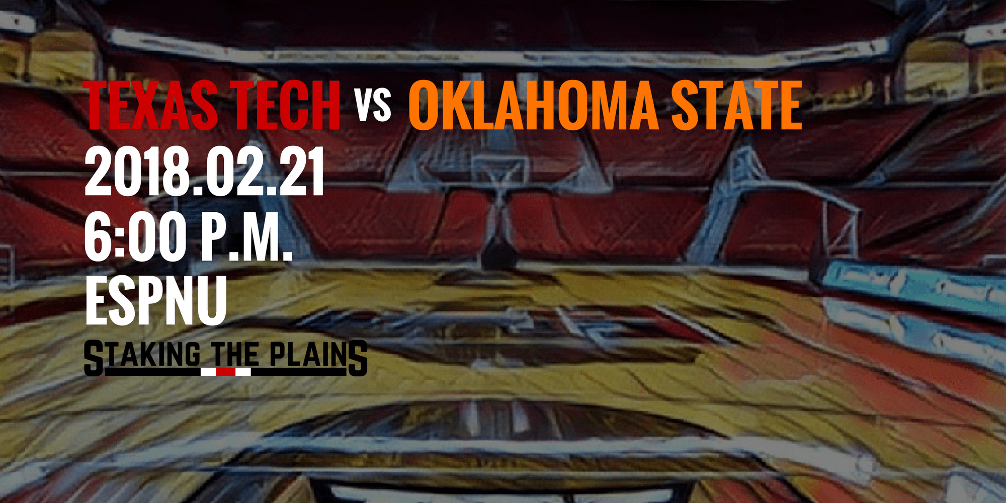 Game Preview and Open Thread: Texas Tech vs. Oklahoma State
