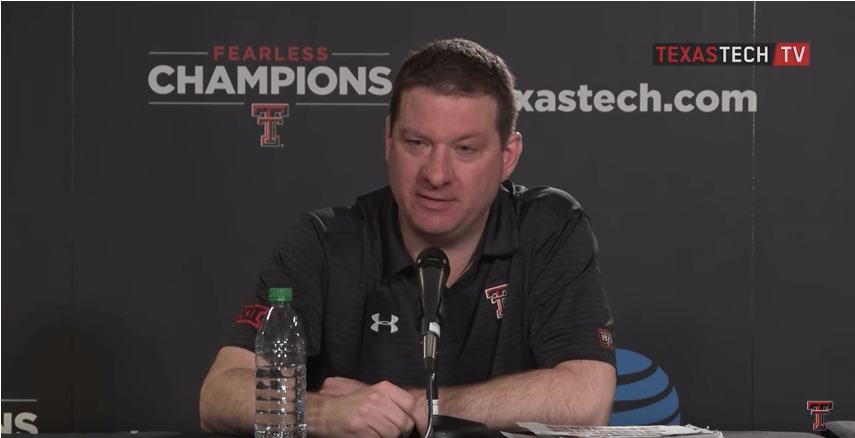 WATCH: Chris Beard and Players Preview the Sweet Sixteen