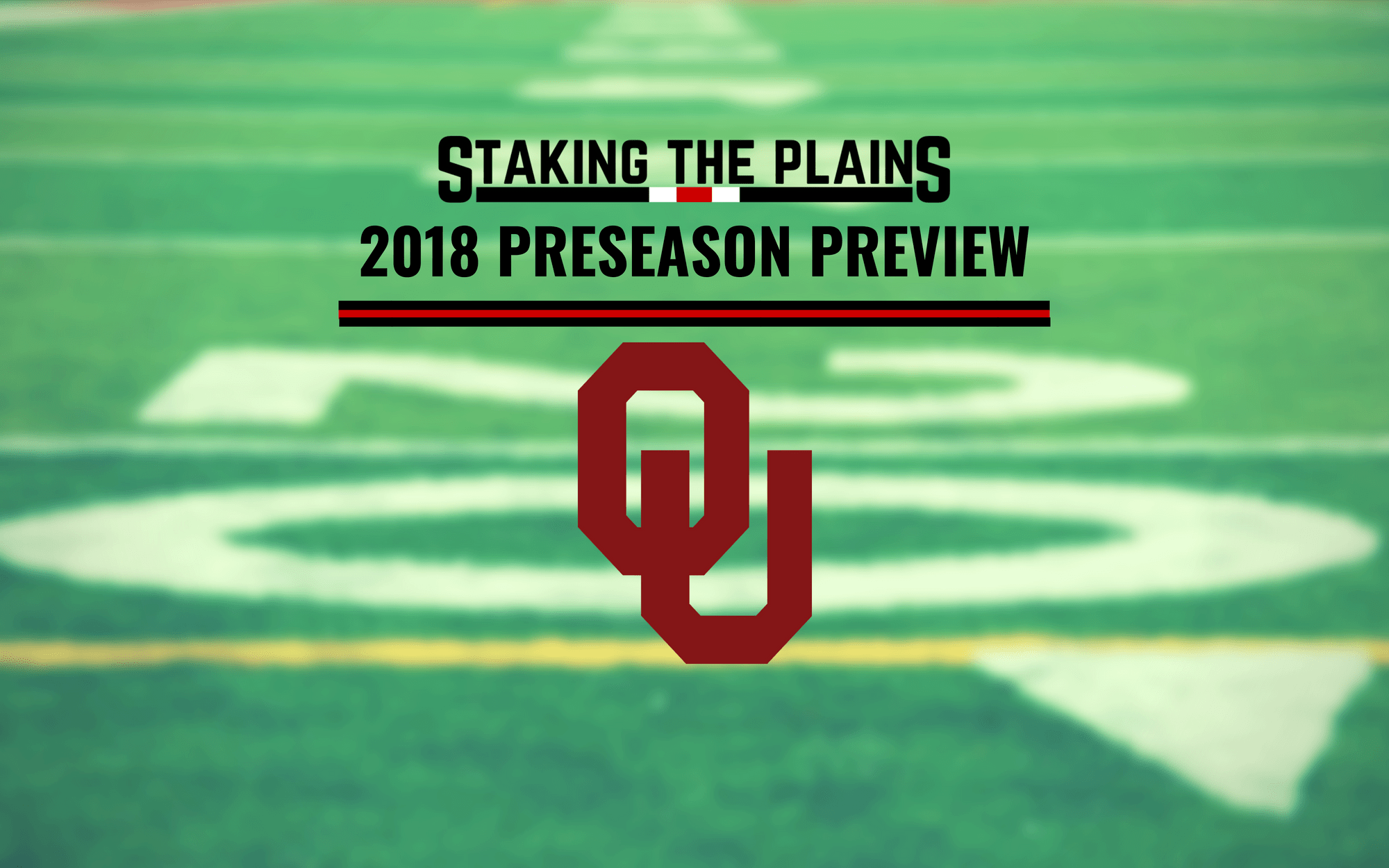 2018 Preseason Preview: Oklahoma Sooners
