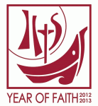 Year of faith logo