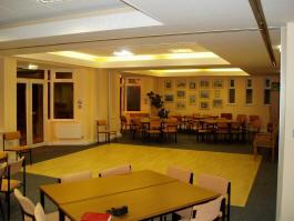 picture of parish hall