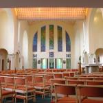 Re-ordered 2005 - towards the Weekday Chapel