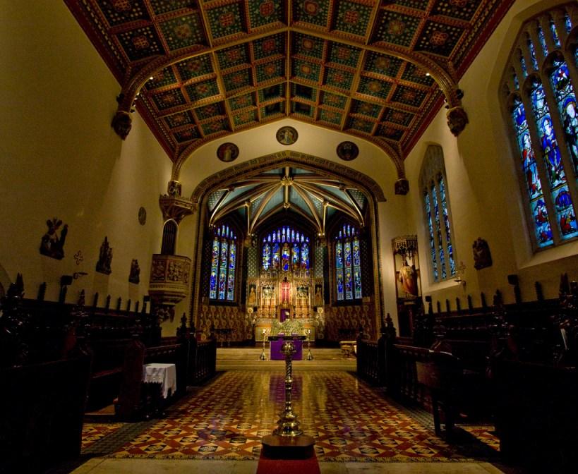 St. Mary's College Chapel Oscott