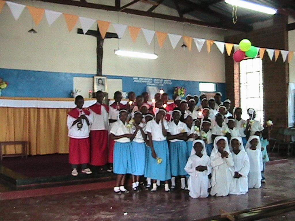 Christmas 2012 Chilobwe