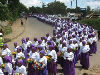 Way of the Cross Procession Chilobwe